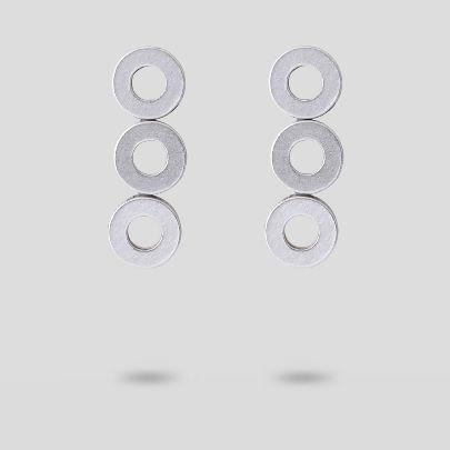 تصویر گوشواره داچک  چشم شهلا 01