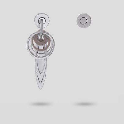 تصویر گوشواره دلنگو چشم شهلا 02