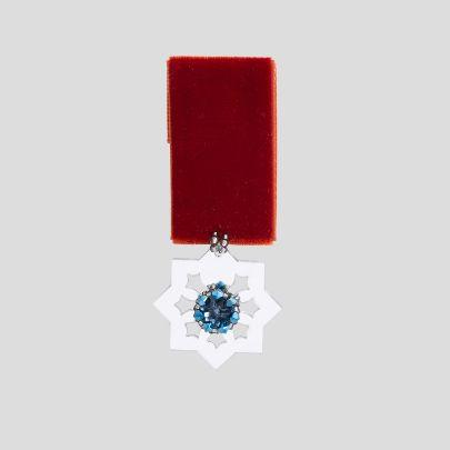 تصویر مدال بزم 1 آجری