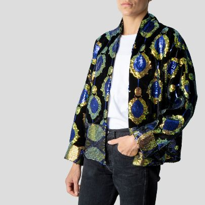Picture of Golestan jan coat number 18