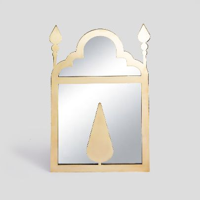 Picture of Iranian bagh mirror