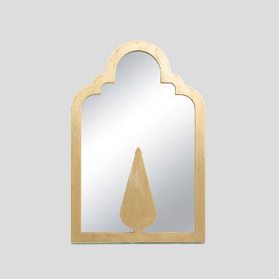 Picture of Arch & Cypress mirror