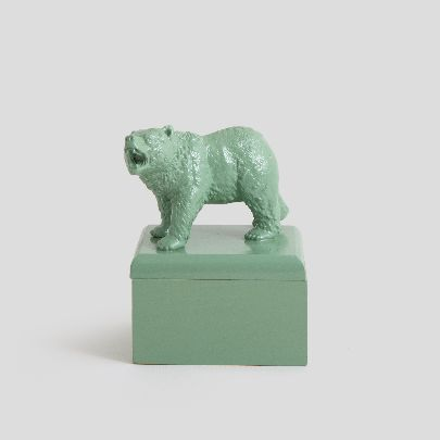 Picture of Green bear box