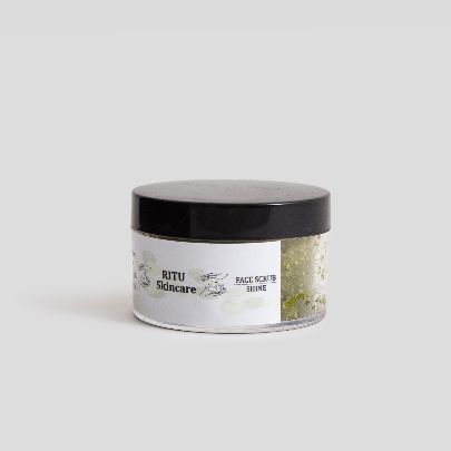 Picture of Matcha face scrub