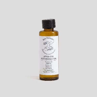 Picture of Body massage oil (after gym)