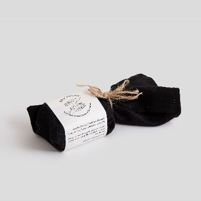 Picture of charcoal soap