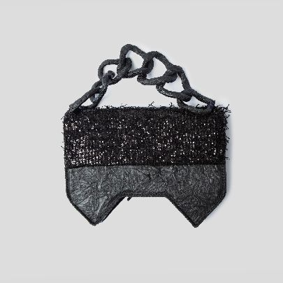 Picture of Sequin clutch bag