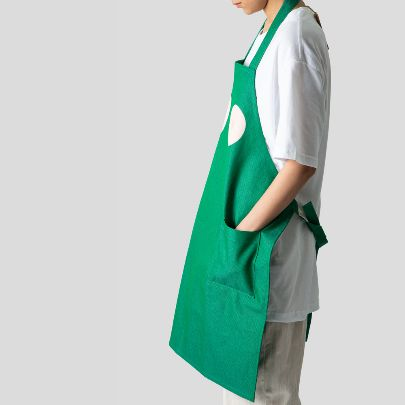 Picture of green apron