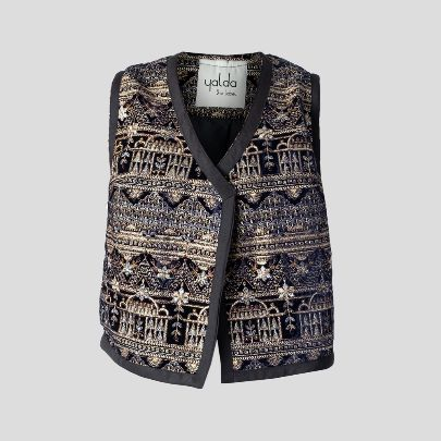 Picture of Embroidery Vest