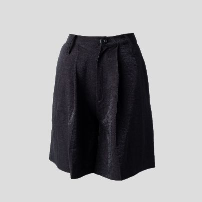 Picture of Black Basic shorts