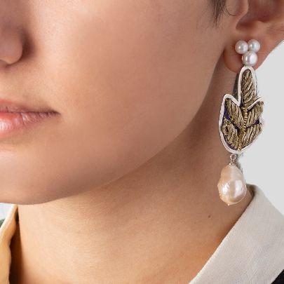 Picture of Taj dokht earring