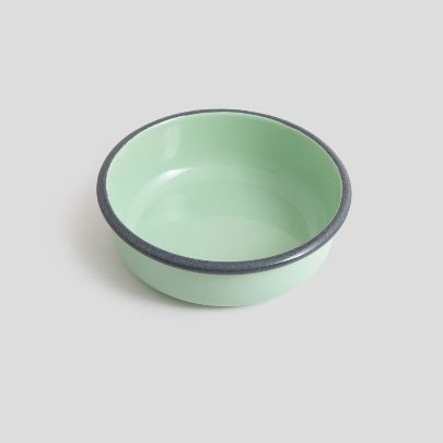 Picture of Mint enamel bowl