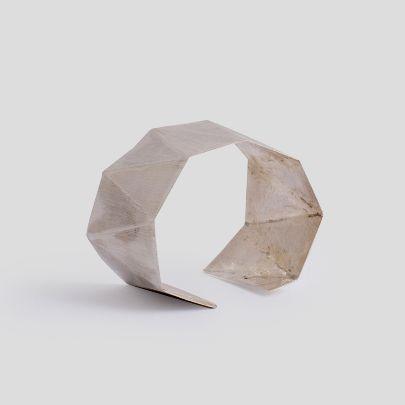 تصویر دستبند اریگامی