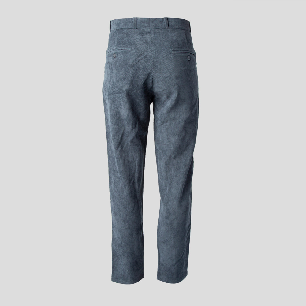 Picture of Thin match velvet pants