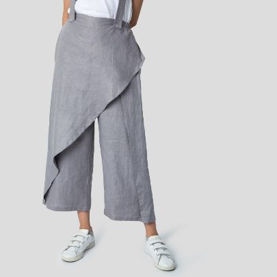 Picture of Grey overall