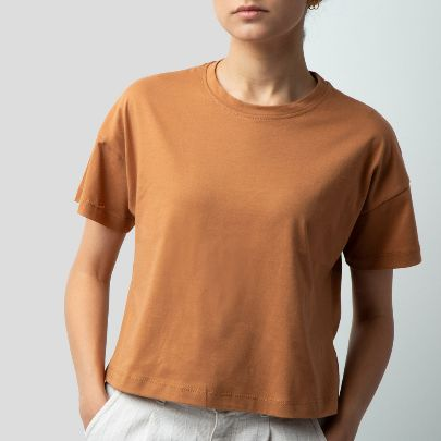 Picture of Dark orange tshirt