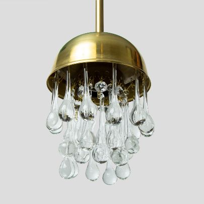 Picture of  Colorless chandelier