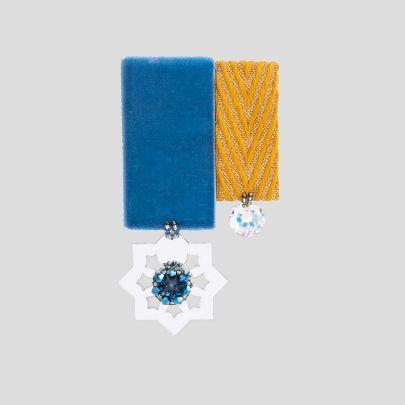 تصویر  مدال بزم دوقلو