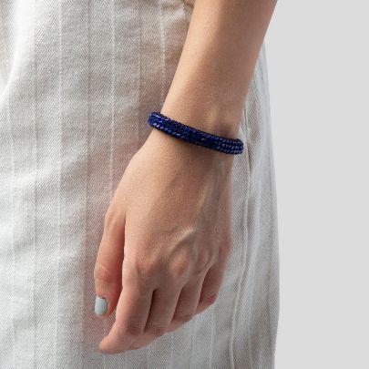 Picture of Blue bracelet