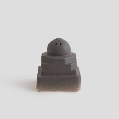 Picture of Grey potkin salt shaker