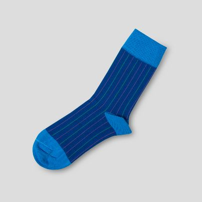 Picture of Blue striped socks