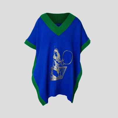 Picture of  Blue-green sweater