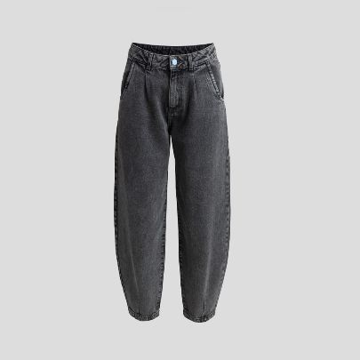 Picture of Acid grey slouchy pants