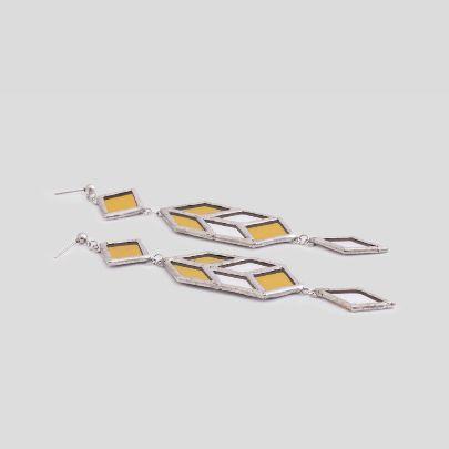 تصویر  گوشواره شش و چهار