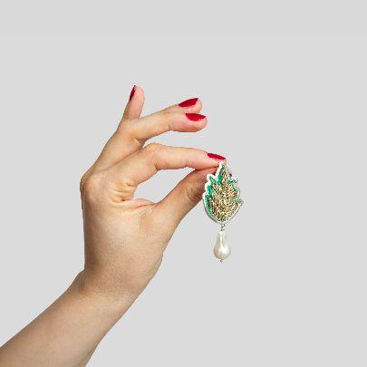 Picture of pariyas earrings