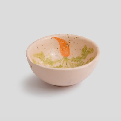 Picture of carrot bowl
