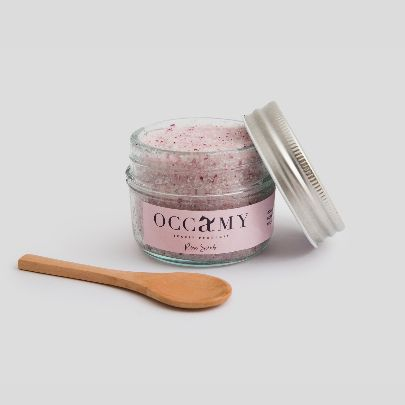 Picture of rose body scrub