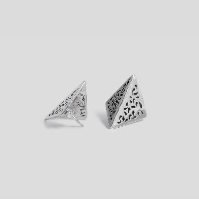 Picture of square earrings