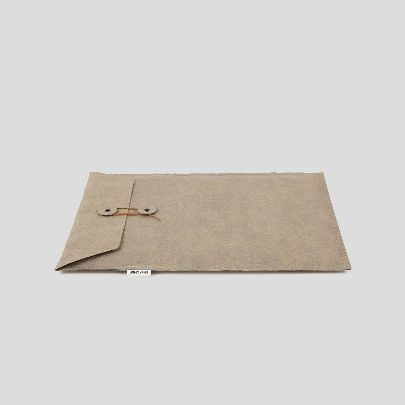 Picture of large sage paper folder
