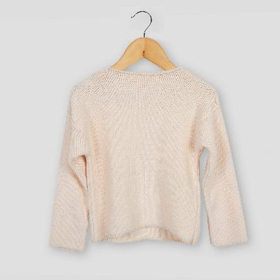 Picture of beige kids pullover