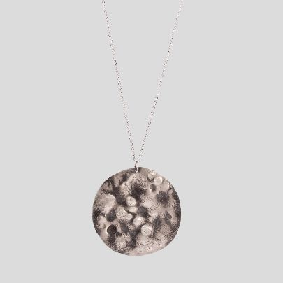 Picture of moon necklace