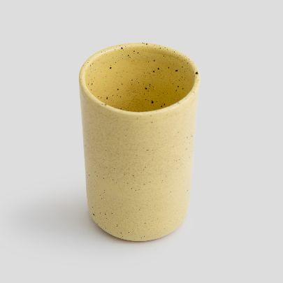 تصویر لیوان درا زرد