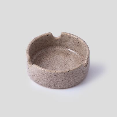 Picture of khaaki ash tray