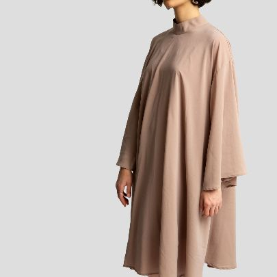 Picture of khaaki dress