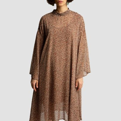 Picture of beige dress