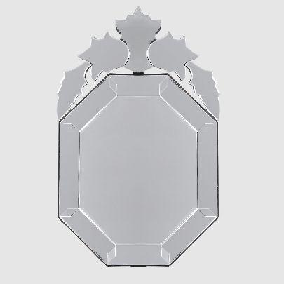 Picture of simple venice mirror