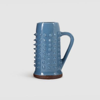 Picture of blue sparked mug