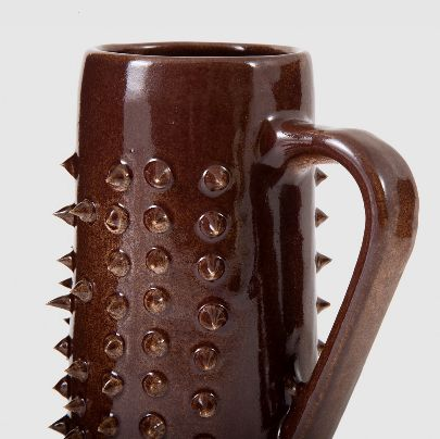 Picture of brown sparked mug