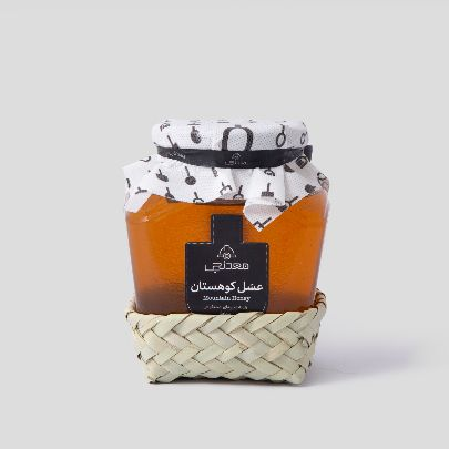 Picture of kouhestan honey