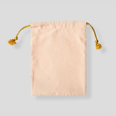Picture of pink pouch bag