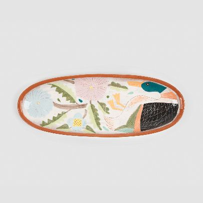 Picture of garden plate