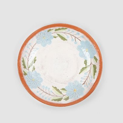 Picture of big garden plate