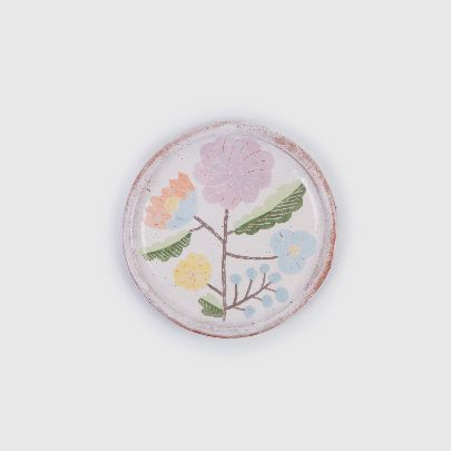 Picture of small garden plate