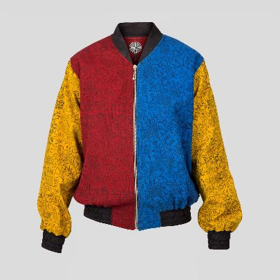 Picture of colorfull jacket