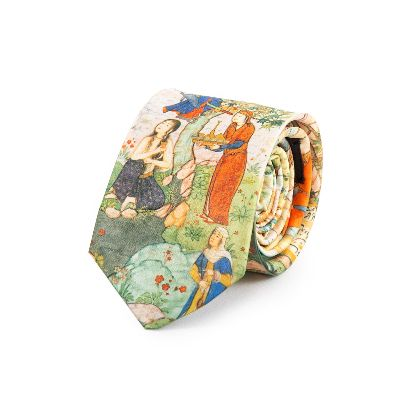 Picture of iranian patterned tie number 2 set