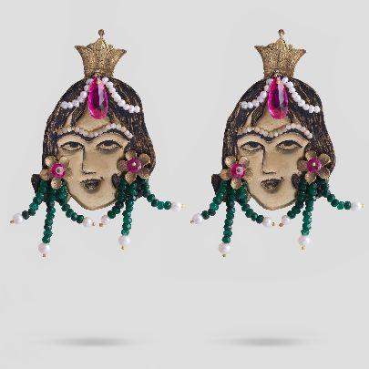 تصویر گوشواره نبات خانم